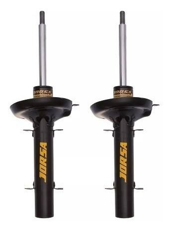 kit x2 amortiguadores jorsa plato bajo vw bora del cuotas