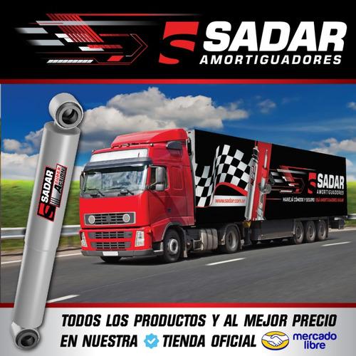 kit x2 amortiguadores traseros isuzu camion npr 4.5 d(98/..)