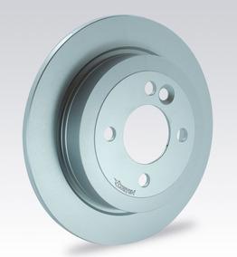 Mini ONE Sensor de cables Cooper 1.6 Delantero Y Trasero Discos De Freno /& Almohadillas de 2001-2006