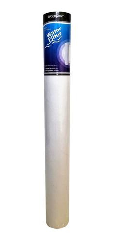 kit x2 membrana 20 cartucho slim repuesto pp-cto filtro agua