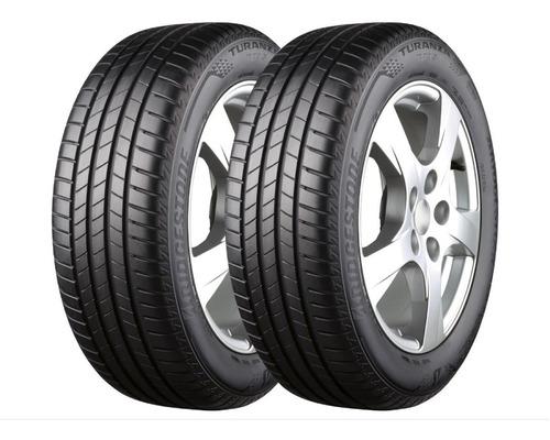 kit x2 neumático bridgestone 215 45 r17 91v turanza t005