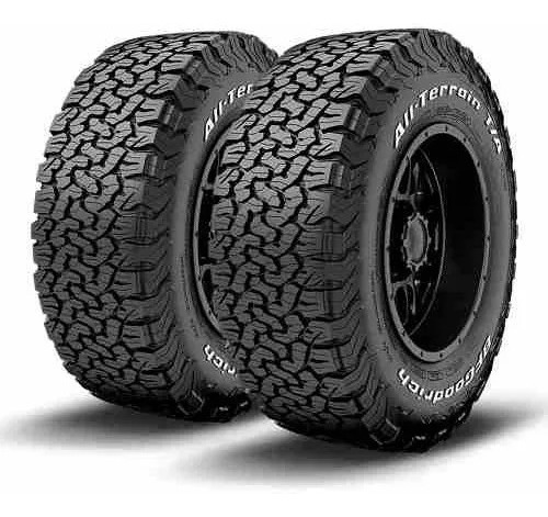 kit x2 neumáticos bfgoodrich 215/65 r16 lt 103/1005 all terr