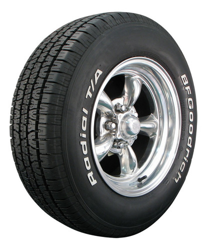 kit x2 neumáticos bfgoodrich 255/60 r15 p 102s radial t/a rw