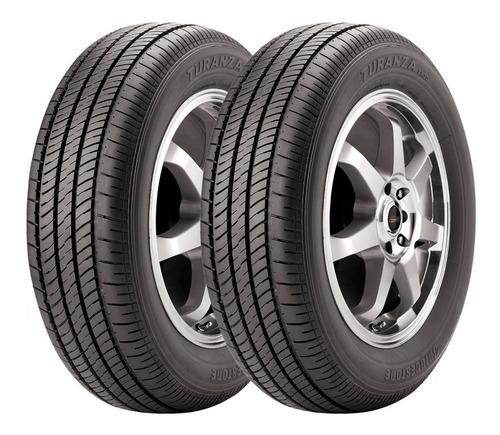 kit x2 neumáticos bridgestone 195 55 r15 85h turanza er30