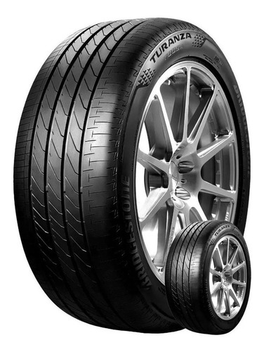 kit  x2 neumáticos bridgestone 235 55 r17 99v turanza t005