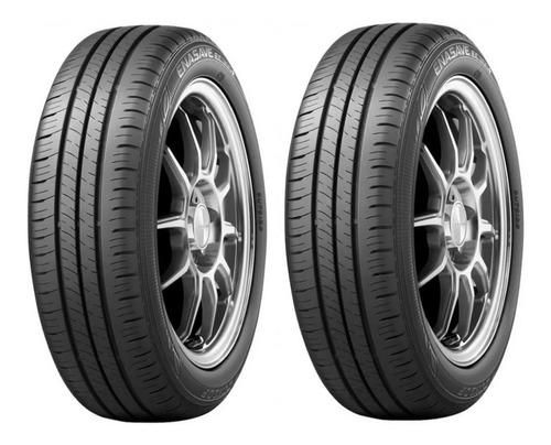 kit x2 neumáticos dunlop 175/70 r14 enasave ec300+ 84t