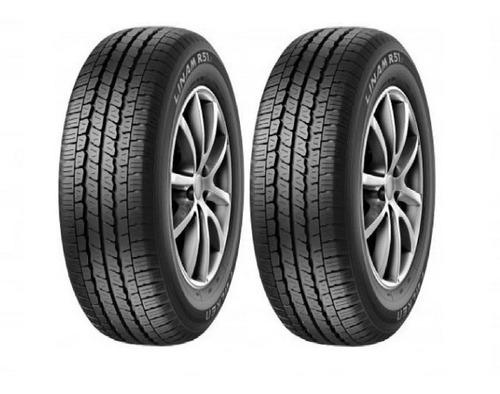 kit x2 neumáticos falken 155/80 r12 r51 88p