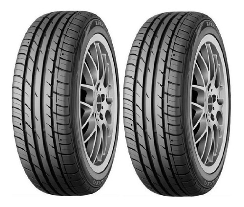 kit x2 neumáticos falken 195/60 r15 ziex ze914 ecorun 88h