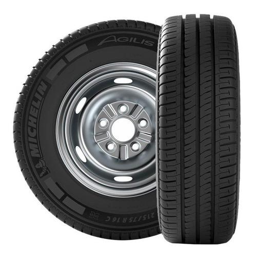 kit x2 neumáticos michelin 205/65 r16c 107/105t agilis r
