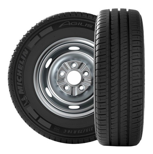kit x2 neumáticos michelin 215/75 r16c 116/114r agilis +