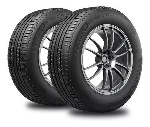 kit x2 neumáticos michelin 225/70 r16 103h primacy suv