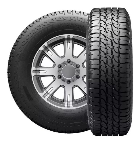 kit x2 neumáticos michelin 265/70 r16 112t ltx force