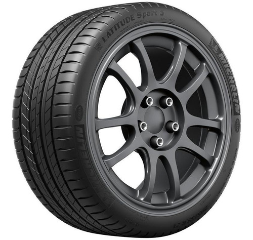 kit x2 neumáticos michelin 275/40 r20  latitude sport 3