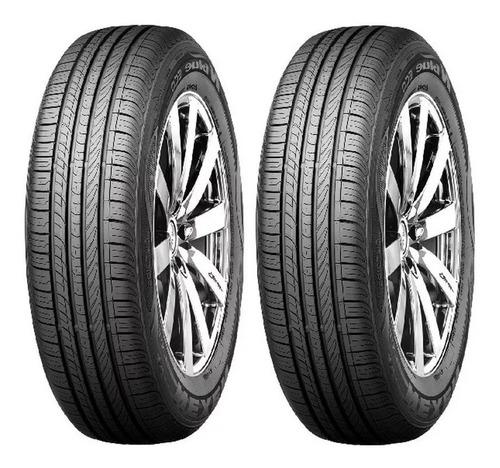 kit x2 neumáticos nexen 195/60r16 89v nblue eco envío gratis