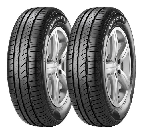 kit x2 neumáticos pirelli 185/65 r14 86t p1 cinturato neumen