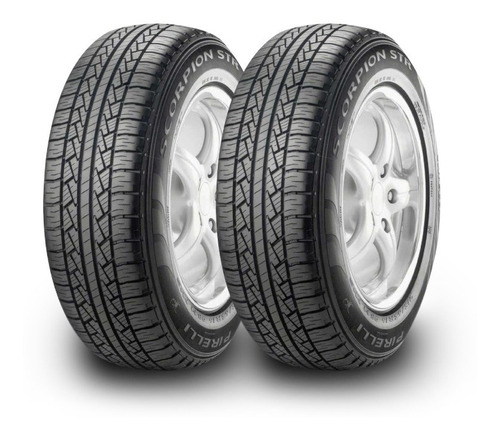 kit x2 neumaticos pirelli 255/70 r16 scorpion str neumen