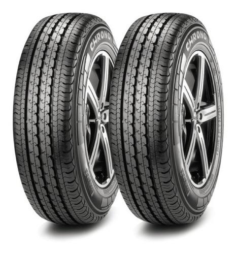 kit x2 pirelli 195/60 r16 chrono 2 99t neumen ahora18