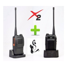 Kit X2 Radioprofesional Motorola Smp-860+ Manoslibres
