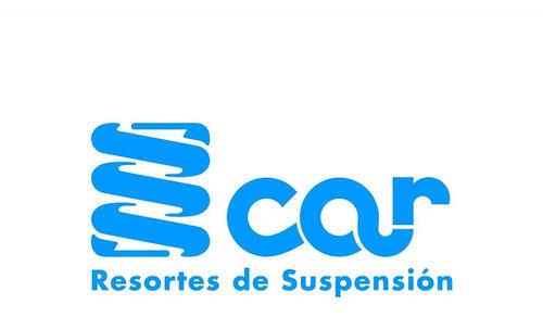 kit x2 resorte progresivo car gol 2003/2014 delanteros