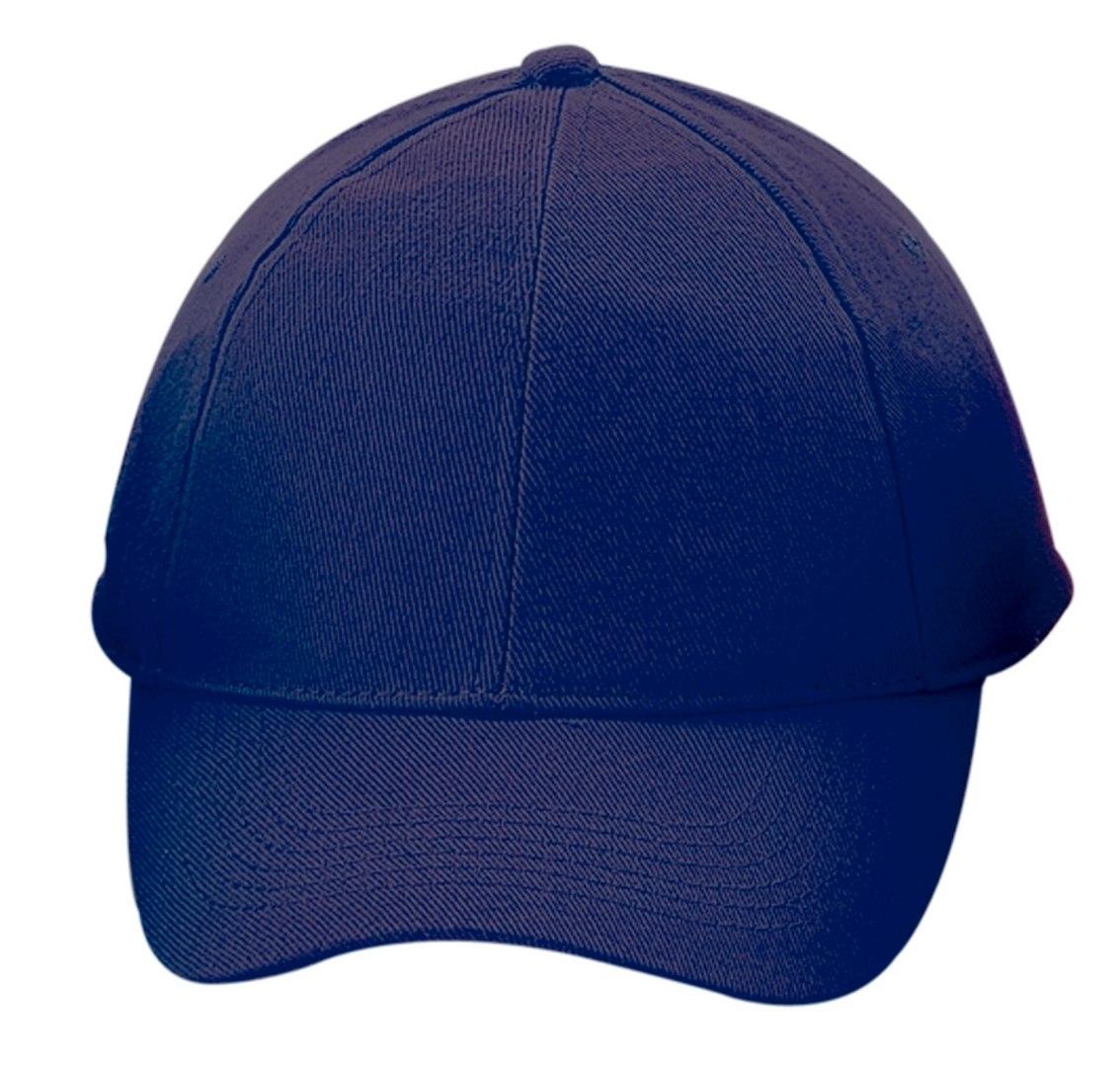 Kit X3 Gorra Cachucha Beisbol 6 Cascos 4 Ojetes -azul Oscuro ... 6a6fd323000
