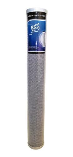 kit x3 membranas 20  slim + 2 cartuchos osmosis ro 300 gpd