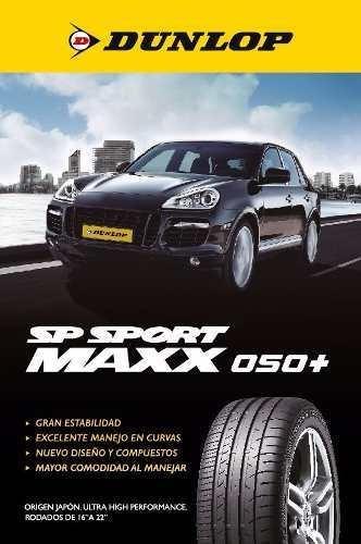 kit x4 315/35 r20 dunlop sp sport maxx 050+ tienda oficial