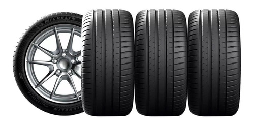 kit x4 neumáticos 235/65-17 michelin pilot sport 4 suv 108v