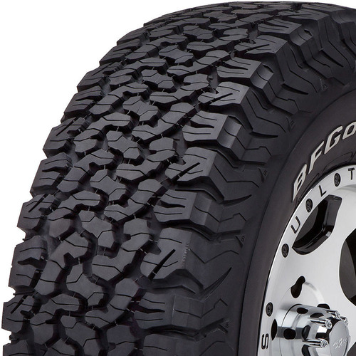 kit x4 neumáticos 255/55/18 bf goodrich all terrain ta ko2