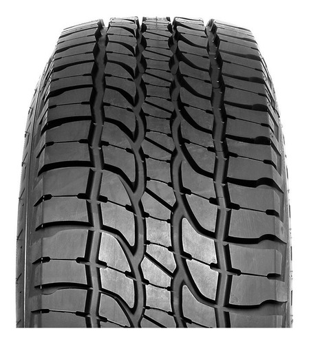 kit x4 neumáticos 265/65/17 michelin ltx force 112h - cuotas