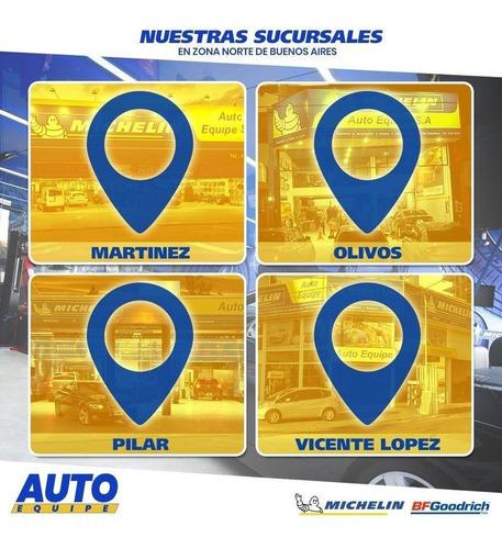 kit x4 neumáticos michelin 195/65/15 primacy 4 91h - cuotas