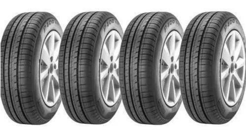 kit x4 neumáticos pirelli 205/55r16 p400 evo
