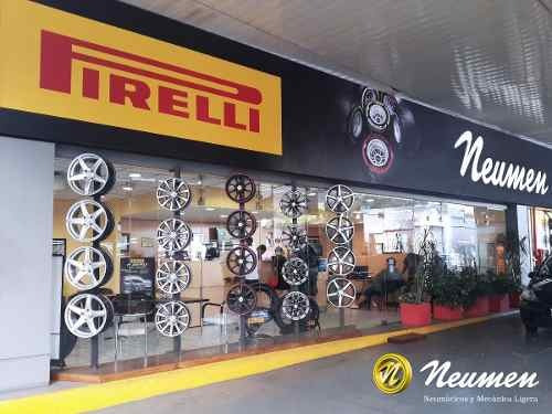 kit x4 pirelli 195/45 r16 84v pzero nero gt neumen colocacio