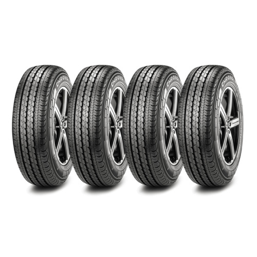 kit x4 pirelli 195/60 r16 chrono 2 99t neumen colocacion