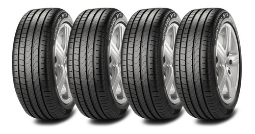 kit x4 pirelli 215/50 r17 pirelli p7 cinturato neumen c/ col