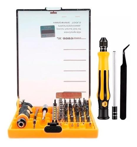 kit x45 destornilladores yaxun yx-6089 full premium box