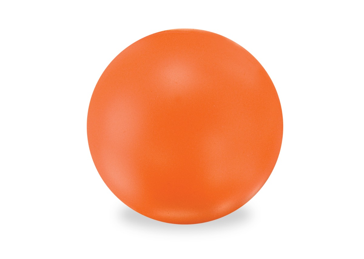 Kit X5 Bola Antiestres Oficina Variedad De Colores naranja bb3a55b9b603d
