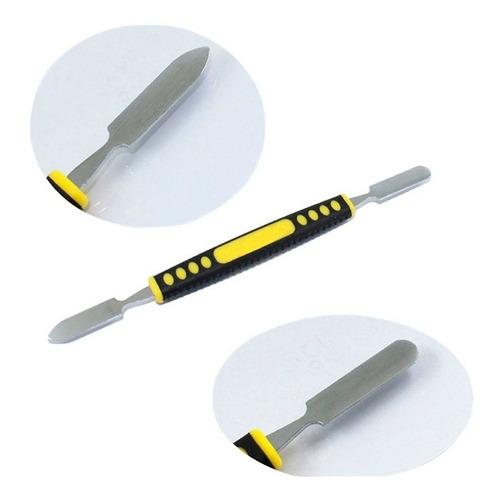 kit x5 espatulas metalicas spudger apertura celulares