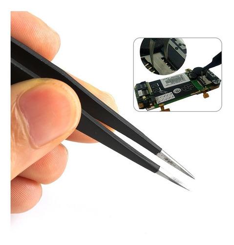 kit x6 pinza bruselas reparacion celulares electronica