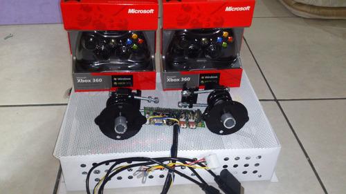 kit xbox 360 1tb sin pulsador