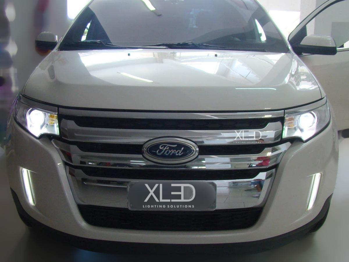 Ford Edge Xenon Edge Acessorios Edge Carregando Zoom