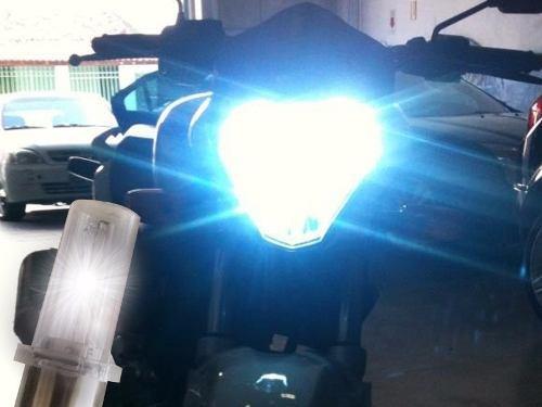 kit xenon completo para moto metinca