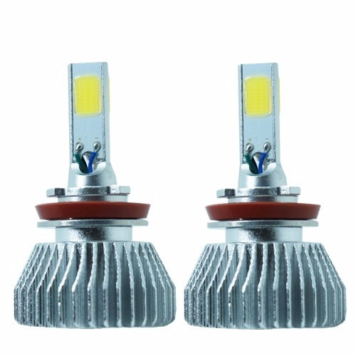 kit xenon de led 3d 7200 lumens h4 h7 h8 h11 hb3 hb4 h27 h16