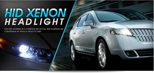 kit xenon h7 4300k premium extremo +led regalox 2 oferta nh