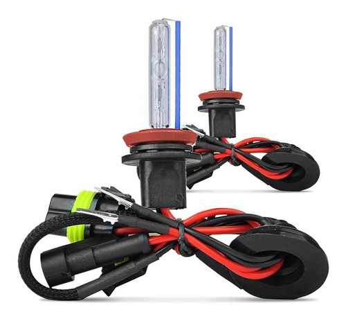 kit xenon hid h1 h3 h4 h7 hb3/4 h8/11 consulte p/seu veículo
