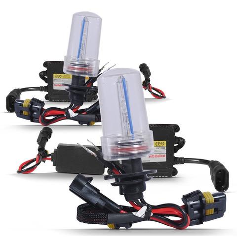 kit xenon hid lampadas h11 8000k automotivo