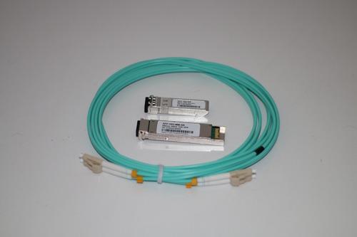 kit xfp+ sfp+ 10gb + fibra 3mts ñ sfp-xfp-10g-cu3m fiberhome