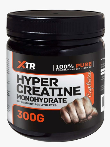 kit xtr whey 900g + bcaa 300g +creatina 300g +glutamina 300g