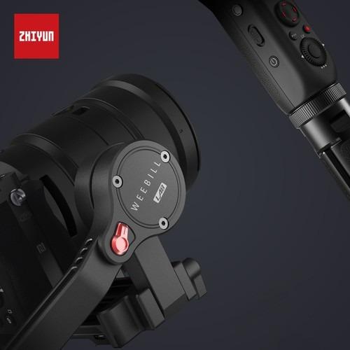 kit zhiyun tech weebill lab + soporte teléfono (holder)