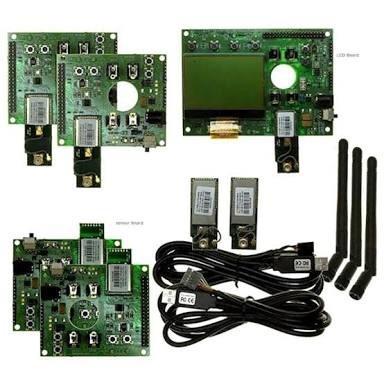 kit zigbee nxp jennic jn5148-ek010 para desenvolvimento iot