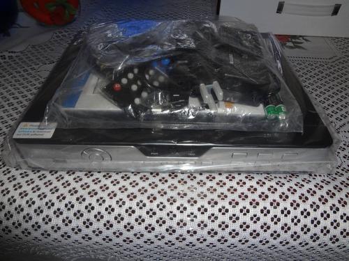 kit zmodo de 4 camaras de seguridad 8 canales + disco duro